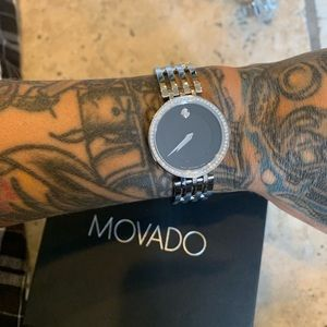 Movado Esperanza Ladies watch. BRAND NEW